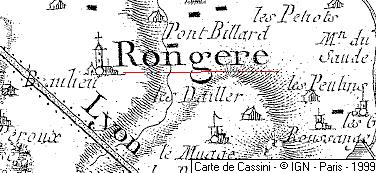 Domaine du Temple de Rongères