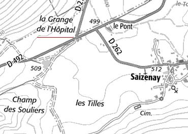 Domaine du Temple de Saisenay