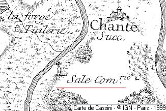 Domaine du Temple Les Sales