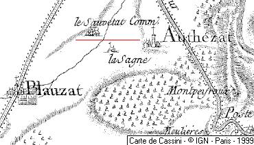 Domaine du Temple de Sauvetat-Roussille