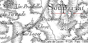 Domaine du Temple de Sous-Parsat