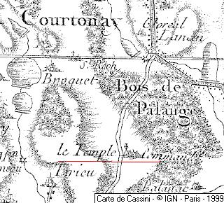 Domaine du Temple de Tirieu