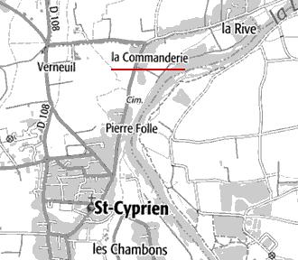 Domaine du Temple de Verneuil