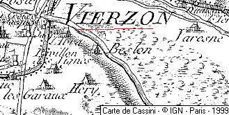 Domaine du Temple de Vierzon