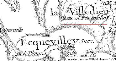 Hôpital La Villedieu-en-Fontenette