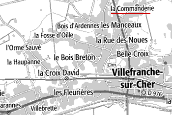 Hôpital de Villefranche-sur-Cher