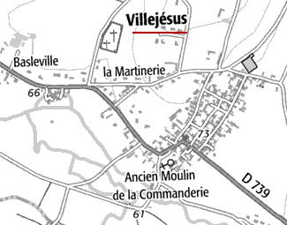 Hôpital de Villejésus