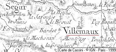 Domaine du Temple de Villemaux