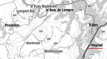 Domaine du Temple d'Ydes