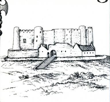 Château de la commanderie d'Olloix