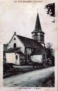 Eglise de Tortebesse