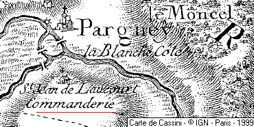 Commanderie Saint-Jean-de-Laucourt