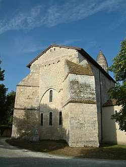 Chapelle d'Allemans