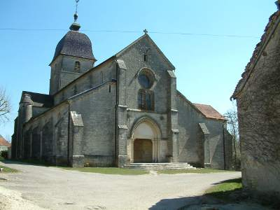 Eglise d'Autrey-lès-Gray