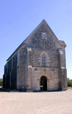 Chapelle d'Avalleur image Jack Bocar
