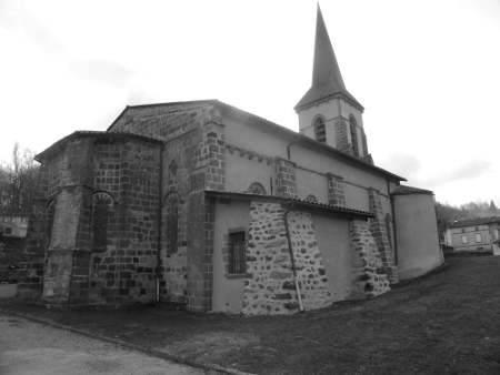 Eglise d'Aydat