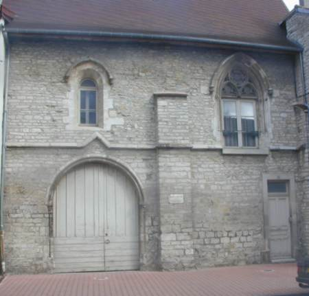 Chapelle du Temple de Bar-sur-Aube