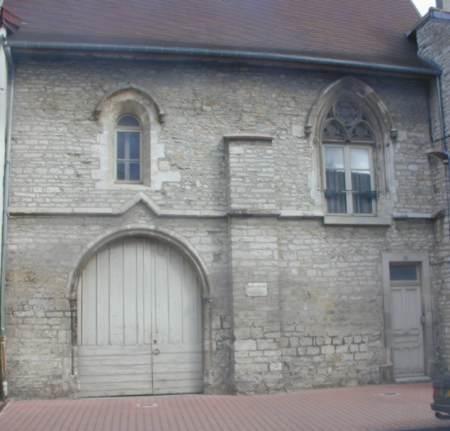 Chapelle du Temple de Bar-sur-Aube