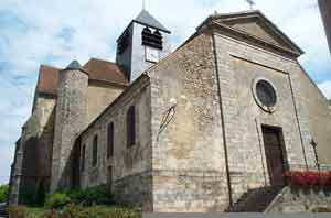 Eglise de Barbonne