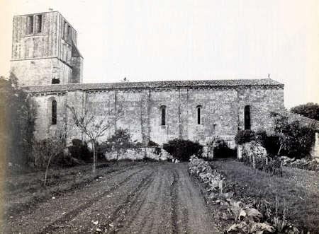 Eglise de Beauvais-sur-Matha