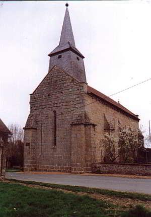 Eglise de Blaudeix