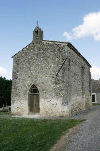 Chapelle des Templiers de Bonneface