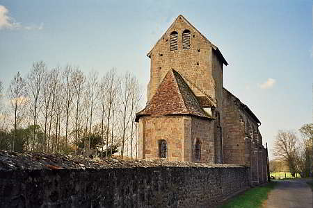 Eglise de Braize