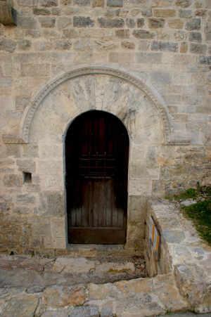 Chapelle templière de Bras