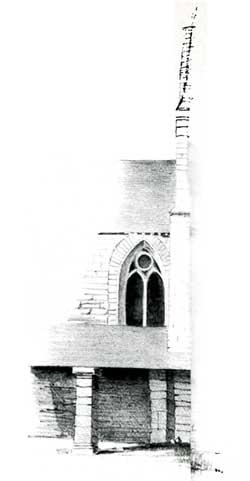 Gravure de l'Académie Celtique