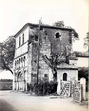 Eglise de Bussac