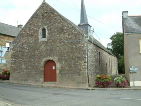 Chapelle de Carentoir