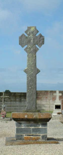 Croix monumentale 15e siècle ?.