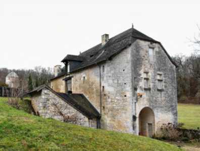Grange du Temple de La Cassagne
