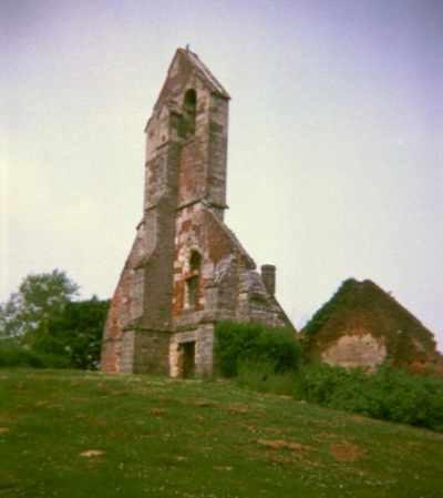 Chapelle des Templiers de Catillon