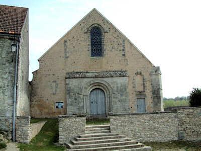 Chapelle de Chalou-Moulineux - image Jack Bocar