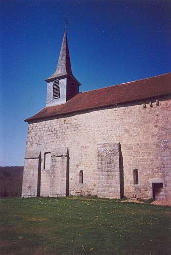 Maison du Temple de Chambereaud