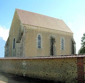 Chapelle du Temple de Chambeugle