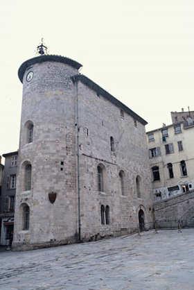 chapelle Saint-Blaise - Hyères