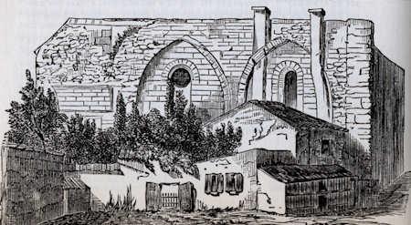 Chapelle des Templiers La Rochelle