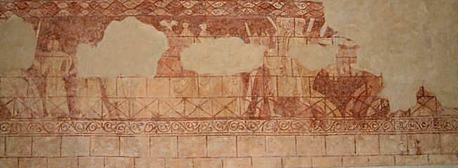 Cressac Fresques