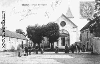 Eglise de Charny