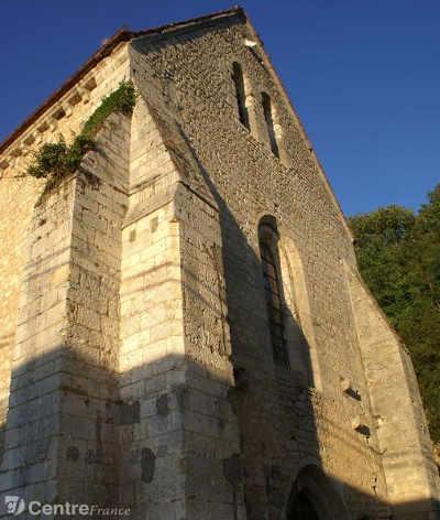 Chapelle du Temple de La Boissière