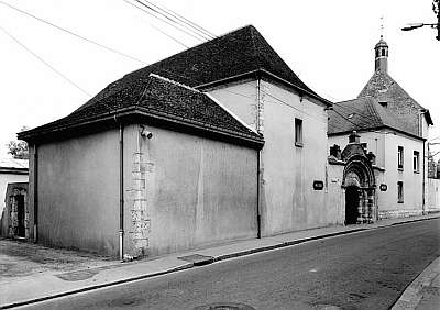Hôtel-Dieu Châtillon-Coligny