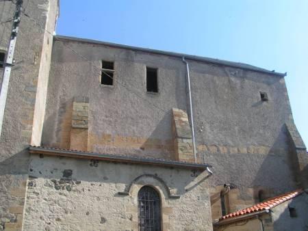Vestiges de la Maison du Temple de Chaynat