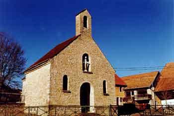 Chapelle de Chazot, image Ordre-Saint-Jean