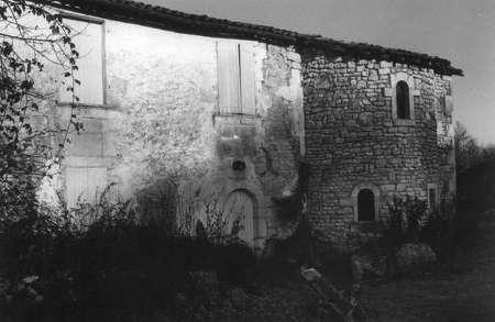 Logis de la commanderie de Chèvres-et-Richemont