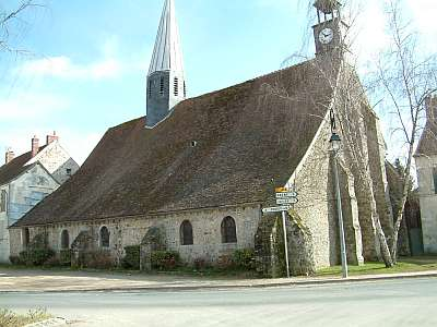 chapelle de Chevru, image Jack Bocar