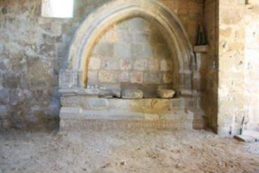 Enfeu du XIIIe siècle