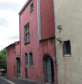 Maison du temple de Clermont-Ferrand