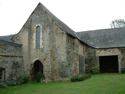 Chapelle de La Coëffrie, image Jack Bocar
